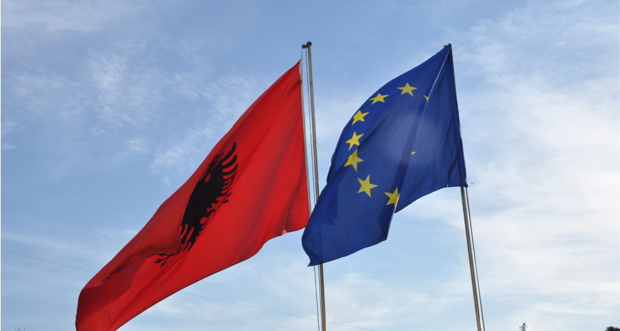 CONSOLIDATION OF THE JUSTICE SYSTEM IN ALBANIA